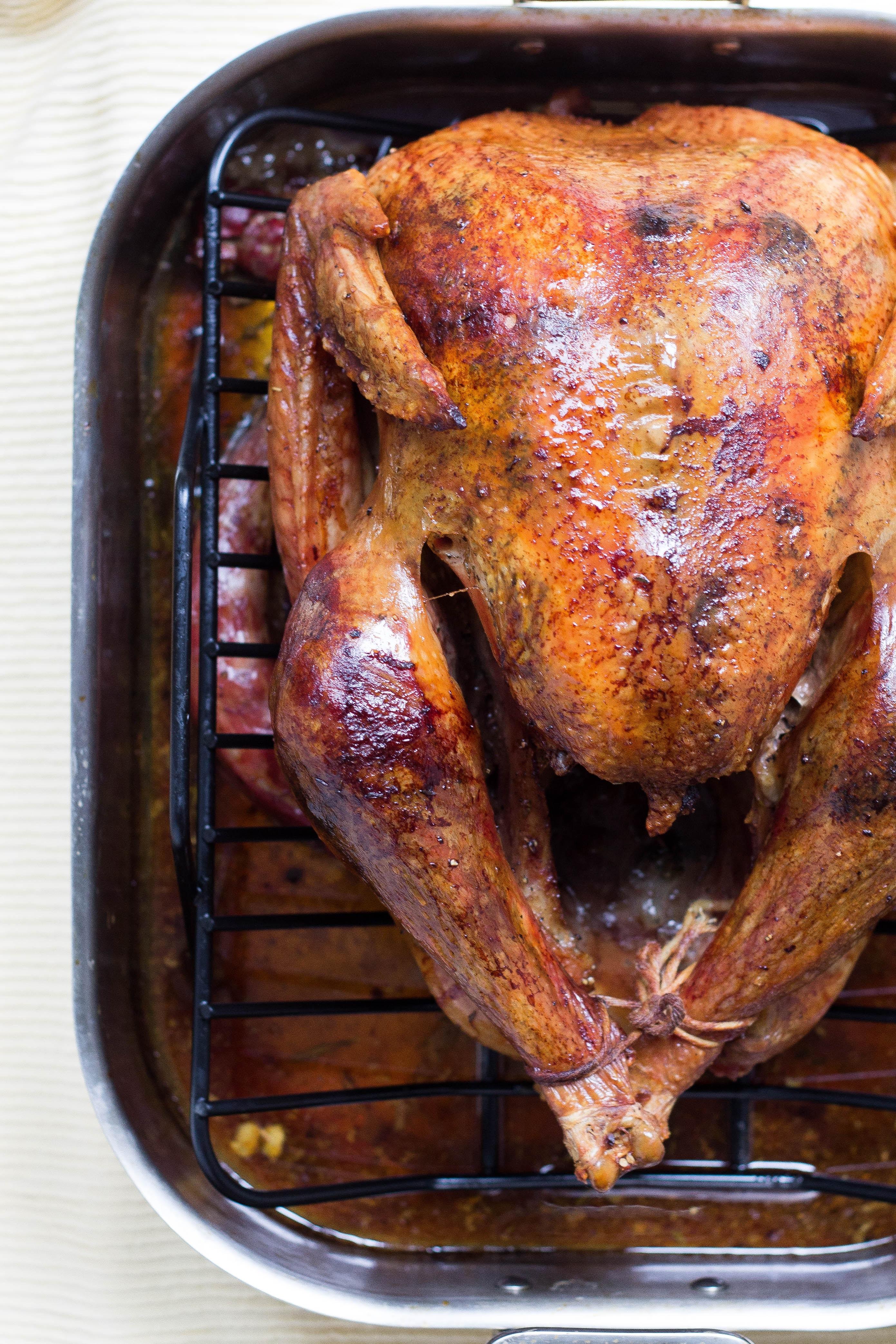 """Instant Pot """"Rotisserie"""" Chicken"""