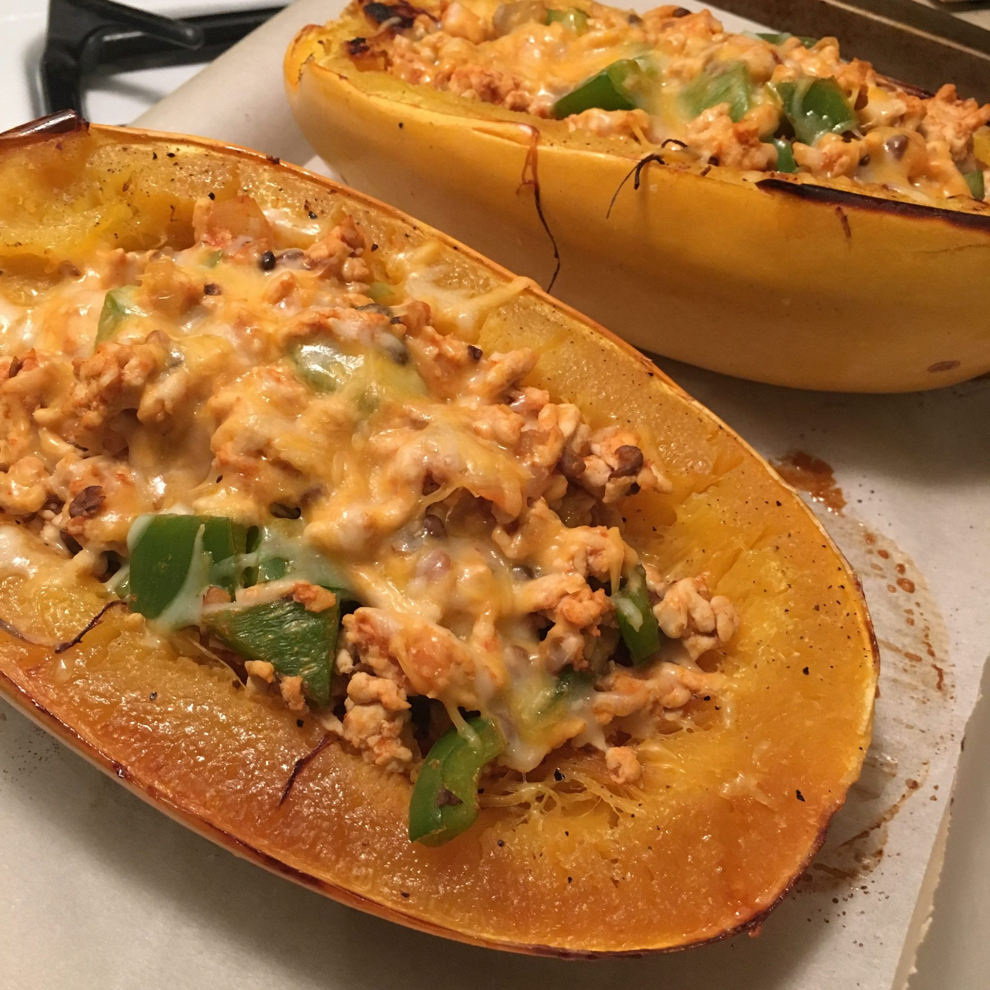 Roast The Perfect Spagetti Squash